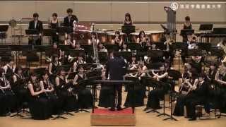 【2015年度 課題曲Ⅳ】田坂 直樹 / マーチ《プロヴァンスの風》