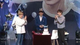 getlinkyoutube.com-['Hey Mama!' MV EVENT] EXO CHEN BIRTHDAY PARTY HIGHLIGHT