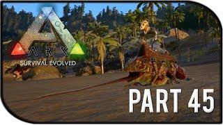 "ARK: Survival Evolved Gameplay Part 45 - ""BEELZEBUFO TAMING, SWAMP BIOME!"" (Season 2)"