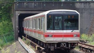 getlinkyoutube.com-東京メトロ丸ノ内線02系02-142Fと02-140F 四ツ谷駅