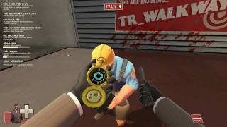 getlinkyoutube.com-What Happens If You Hit a Dead Ringer Spy with the Golden Wrench?