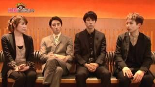 getlinkyoutube.com-Vol.35 伊勢谷友介監督 & 西島秀俊 & 森山未來『セイジ -陸の魚-』
