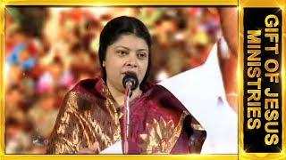 getlinkyoutube.com-Preetha Judson Telugu Message Avasaramainadi Okkate part - 1