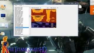 getlinkyoutube.com-Tutorial Como Editar Y Aplicar Texturas En Dragon Ball Z Shin Budokai 2