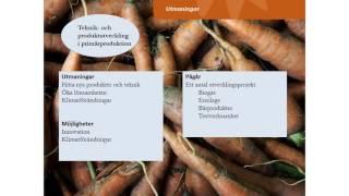 Förbundsfullmäktige 2016-06-01 - Regional arbetsgrupp för att utveckla livsmedelsproduktion