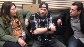 getlinkyoutube.com-Who cleans Brantley Gilbert's tour bus? Does Brantley make a good wing man? And more in Glens Falls