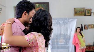 S/o Satyamurthy Nitya Menon Kiss Scene ll Allu Arjun, Samantha, Nithya Menen, Ali width=