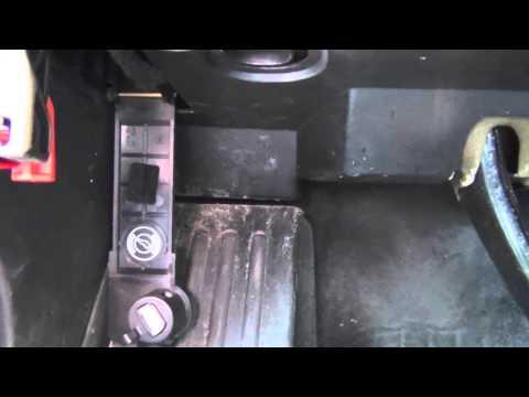 БМВ-7 ( Е65/66 ) Как разблокировать АКПП
