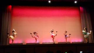 getlinkyoutube.com-いくぜっ!怪盗少女を文化祭の前夜祭で踊ってみた