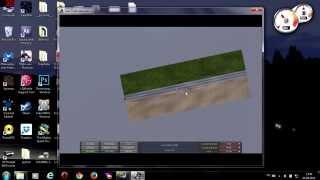 getlinkyoutube.com-HOW TO MAKE A MAP IN EURO TRUCK SIMULATOR 2. EP1. BASIC