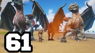 getlinkyoutube.com-DRAGONES NUEVOS | ARK: Survival Evolved #61 Con Mods