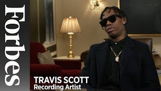 Travis Scott: The Forbes Interview