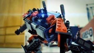 getlinkyoutube.com-Taiwan Transformers Stop Motion - Kreo Autobots VS Decepticons 博派VS狂派