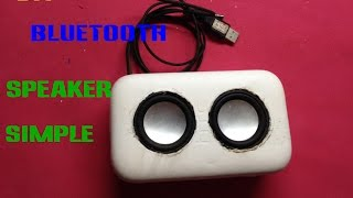 getlinkyoutube.com-DIY Bluetooth Speaker simple