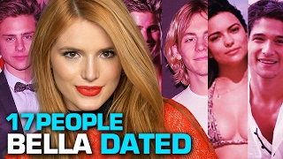 "getlinkyoutube.com-17 People Bella Thorne Has ""Dated"""