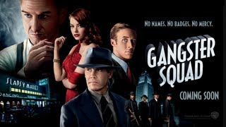 Gangster Squad Gaming Competition - Introduction