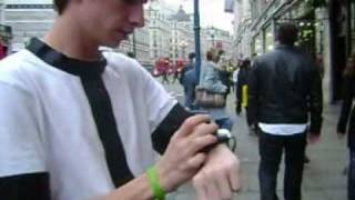 getlinkyoutube.com-Ben 10 in London