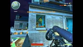 getlinkyoutube.com-Crossfire NA KAC-Chainsaw Hero Mode X Mansion Gameplay-Part 1