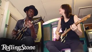 getlinkyoutube.com-Gary and Eve: How Gary Clark Jr. Learned to Play