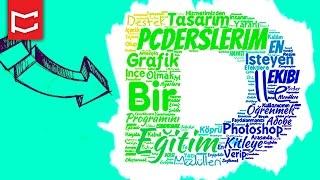getlinkyoutube.com-Tipografi, Yazı Fontları ile Metin Efekti Eğitimi [Photoshop Dersleri]