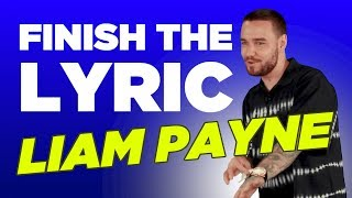 Liam Payne Absolutely Bosses 'Finish The Lyric'