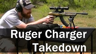 getlinkyoutube.com-Ruger Charger Takedown - 25 shots @ 100 yards
