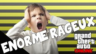getlinkyoutube.com-Des énormes kikoo de 12 ans qui rage sur GTA online !