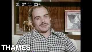 getlinkyoutube.com-King Hussein of Jordan - Interview - Jordan