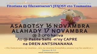 Fitoriana Tamatave 16-17 Novambra 2019