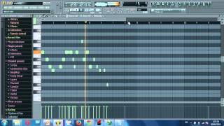 getlinkyoutube.com-Hướng dẫn nhạc lý cơ bản trong FL Studio Phần 1 ( Viết giai điệu của bài hát)