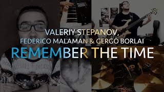 getlinkyoutube.com-VALERIY STEPANOV, FEDERICO MALAMAN, GERGO BORLAI - REMEMBER THE TIME (MICHAEL JACKSON COVER)
