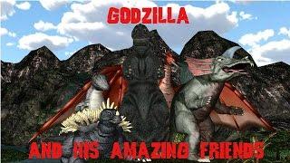 getlinkyoutube.com-Godzilla and his Amazing Friends Teaser