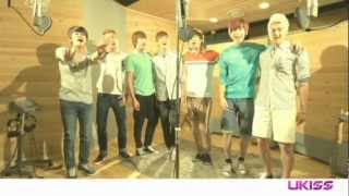 U-KISS「Dear My Friend」