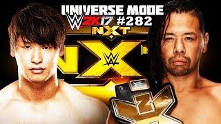 getlinkyoutube.com-WWE 2K17 UNIVERSE MODE #282| REMATCH DO WRESTLE KINGDOM!