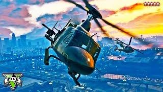 getlinkyoutube.com-GTA 5 HEISTS | STEALING THE VALKYRIE HELICOPTER!! | Humane Labs Raid Job Pt 3 | GTA 5 Funny Moments