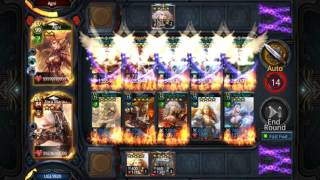 getlinkyoutube.com-Deck Heroes: Guild Map 1-4 Over 1Million Damage