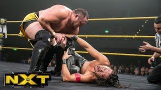 getlinkyoutube.com-Samoa Joe vs. Shinsuke Nakamura - NXT Championship Match: WWE NXT, Dec. 7, 2016