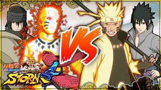 "getlinkyoutube.com-NARUTO SHIPPUDEN: Ultimate Ninja STORM 4 | BM Naruto & Sasuke ""The Last"" VS Rikudou Naruto & Sasuke"