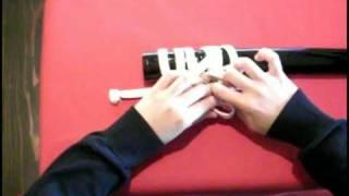 getlinkyoutube.com-How To Tie Sageo of Japanese Sword - Tozando