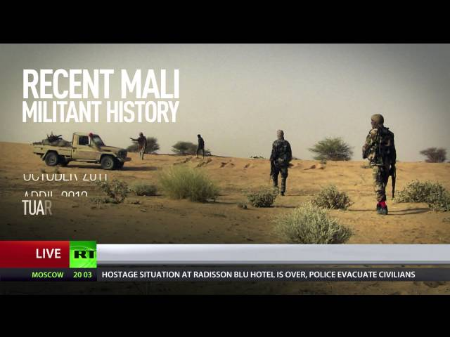 Mali Attack: Over 20 killed, hostages freed, siege over