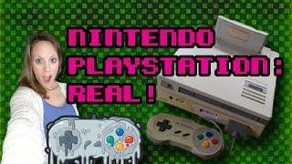 getlinkyoutube.com-The Nintendo Playstation Prototype is Real