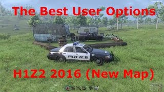 Best H1Z1 Settings for 2016 (New Map Z2)