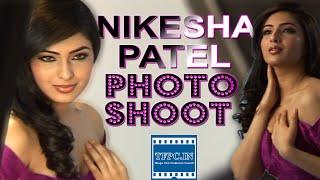 getlinkyoutube.com-Actress Nikesha Patel Photoshoot | TFPC