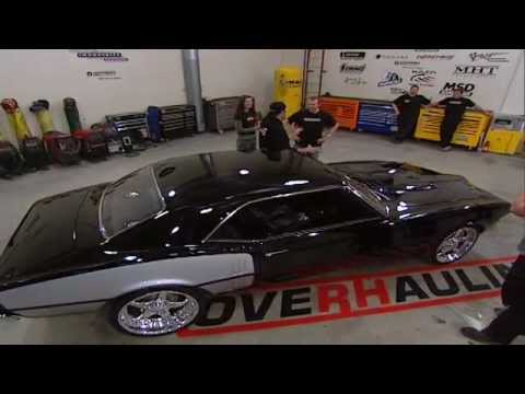 Marine Sees His Black Firebird Overhauled | Overhaulin'