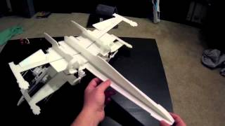 getlinkyoutube.com-T-70 X-Wing Preview