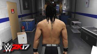 getlinkyoutube.com-WWE 2K17 Gameplay - New OMG Moments, Backstage Brawl, Ladder Match (WWE 2K17 PS4 Demo)