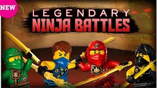 getlinkyoutube.com-Cartoon Network Games: Lego Ninjago - Legendary Ninja Battles [Full Gameplay]