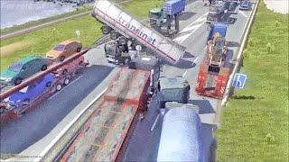 getlinkyoutube.com-ETS2 Multiplayer - Idiots on Road #6 (Euro Truck Simulator 2 Multiplayer)