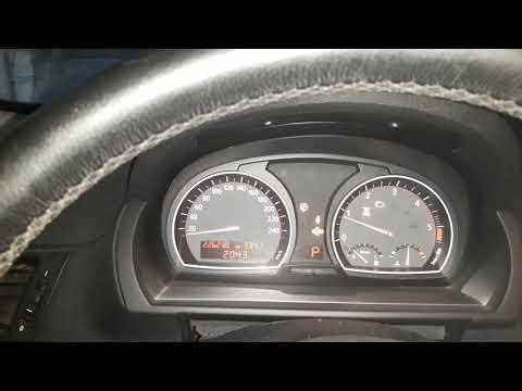 BMW X3 E83 N47 работает без коллектора