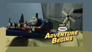 Tomy Thomas & Friends The Adventure Begins Full Remake